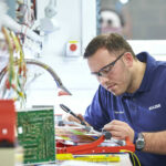 Learning more about the Industrial Electronic Repair